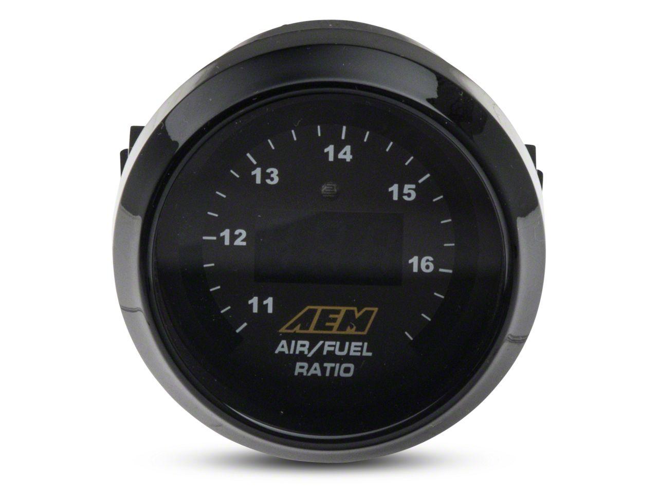 AEM Electronics Digital Wideband UEGO Air Fuel Ratio Gauge (79-19 All)