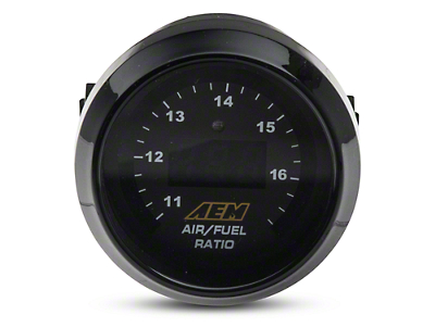 AEM Electronics Digital Wideband UEGO Air Fuel Ratio Gauge (79-18 All)
