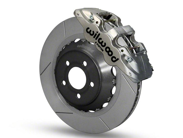 the best attitude f2aca 08104 How to Install Wilwood AERO6 Road Race Front Brake Kit (15-18 All ...