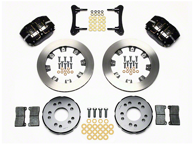 Wilwood DynaPro Drag Race Front Brake Kit (05-14 All)