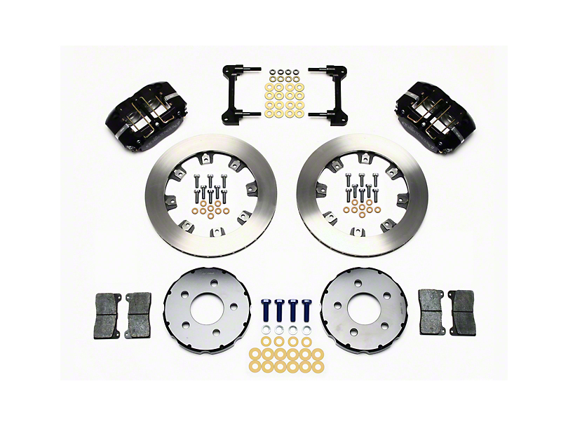 Wilwood DynaPro Drag Race Front Brake Kit (94-04 All)