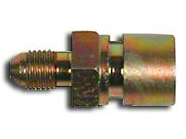 Wilwood FDL or SL6 Caliper Flexline Brake Line Kit - Front (87-93 All)