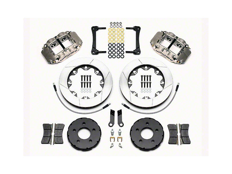 Wilwood Superlite 4R Road Race Front Brake Kit (05-14 All)