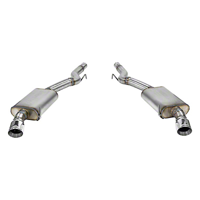 Flowmaster FlowFX Axle-Back Exhaust (15-18 EcoBoost)