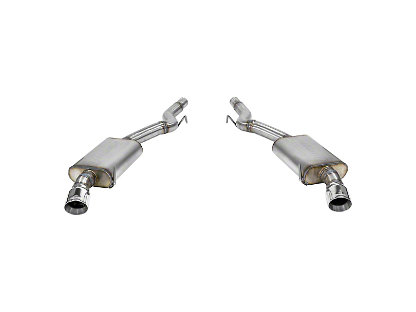 Flowmaster FlowFX Axle-Back Exhaust (15-17 V6)