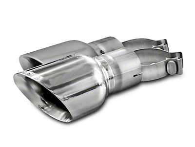Corsa Pro Series 4.5 in. Exhaust Tips - Polished (15-17 GT)