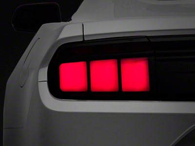 Raxiom Profile LED Tail Lights - Smoked Clear Lens (15-19 All)