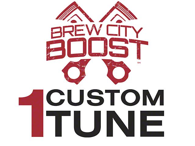 Brew City Boost 1 Custom Tune (15-20 EcoBoost)