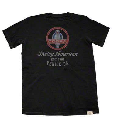 Shelby 50th Anniversary T-Shirt - XXL