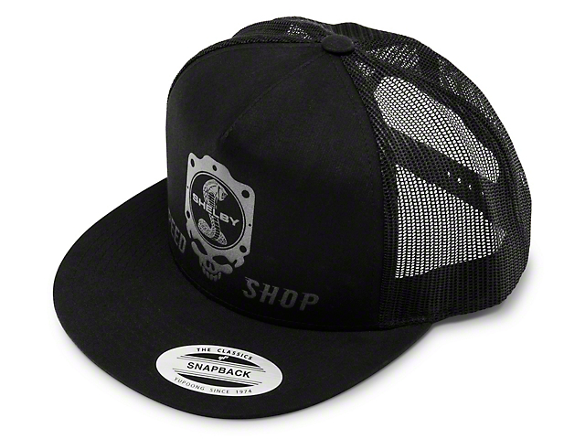 Shelby American Speed Shop Cap