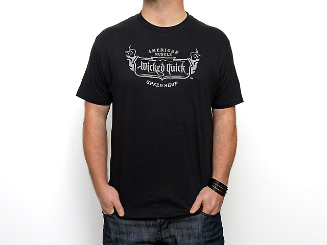 AmericanMuscle Speed Shop Shirt