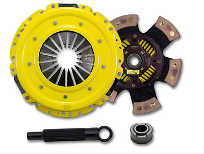 ACT Sport/Race Sprung 6 Pad Clutch Kit (11-17 GT)