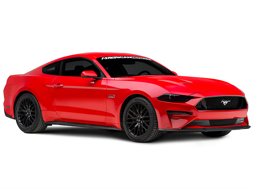 Smoked Tint Kit (2018 All, Excluding GT350)