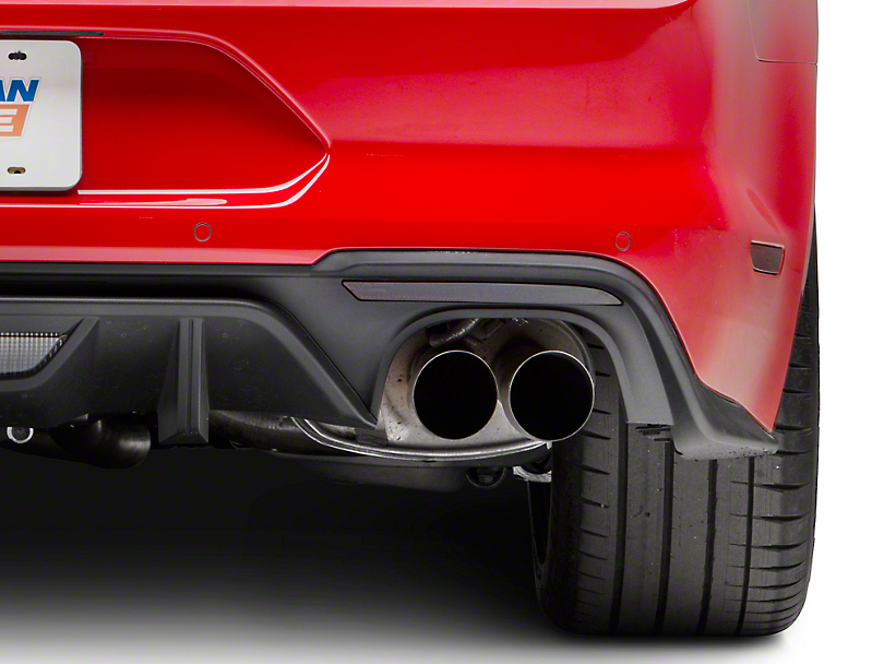 Smoked Rear Bumper Marker Tint (2018 All, Excluding GT350)