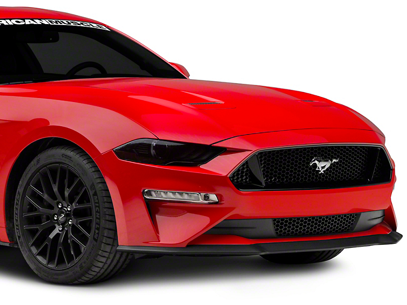 Smoked Headlight Tint Kit (2018 All, Excluding GT350)