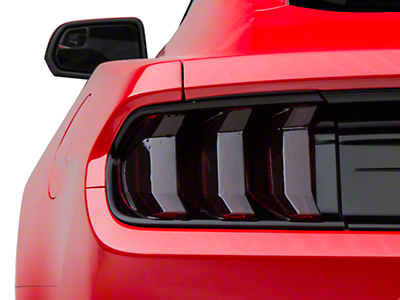 Smoked Tail Light Tint Kit (2018 GT, EcoBoost)