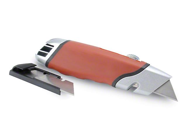 Boom Mat Blade Lock Knife