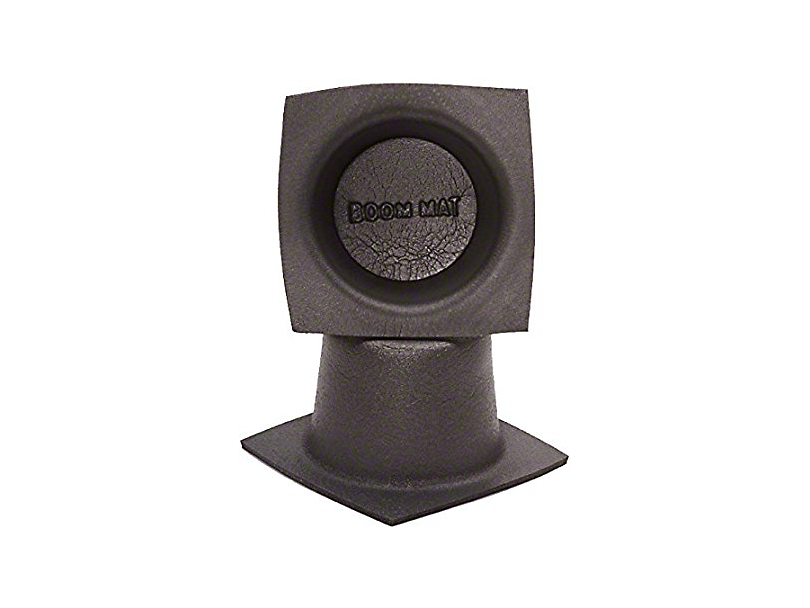 Boom Mat Speaker Baffles - 6-1/2 in. Round (79-19 All)