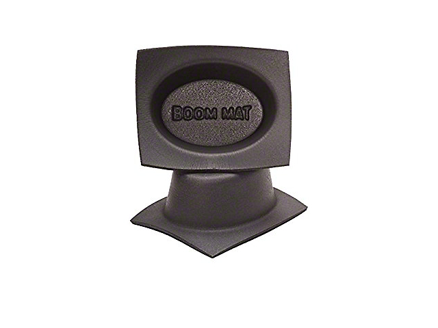 Boom Mat Speaker Baffles - 6x8 in. Oval Slim (79-18 All)