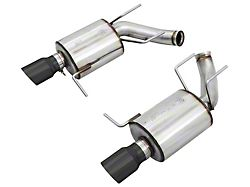 AWE Touring Edition Axle-Back Exhaust with Diamond Black Tips (11-14 GT; 11-12 GT500)