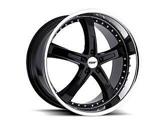 TSW Jarama Gloss Black Wheel - 19x8 (15-18 EcoBoost, V6)