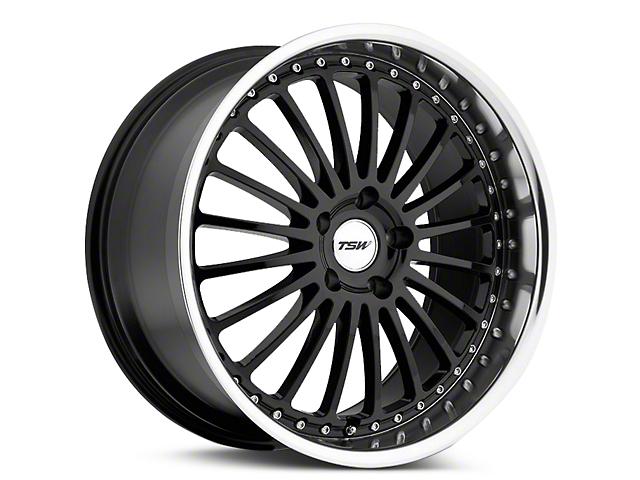 TSW Silverstone Gloss Black Wheel - 19x8 (05-14 All)
