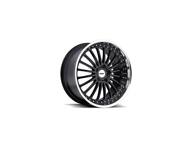 TSW Silverstone Gloss Black Wheel - 19x8 (15-20 GT, EcoBoost, V6)