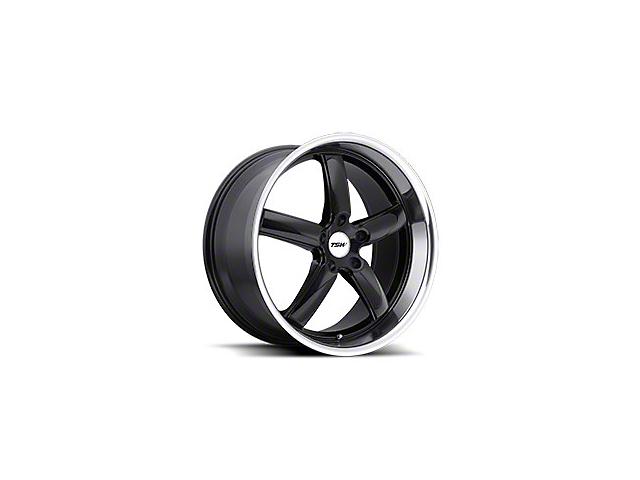 TSW Stowe Gloss Black Wheel - 19x8 (15-20 GT, EcoBoost, V6)