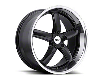 TSW Stowe Gloss Black Wheel - 19x8 (15-18 All)