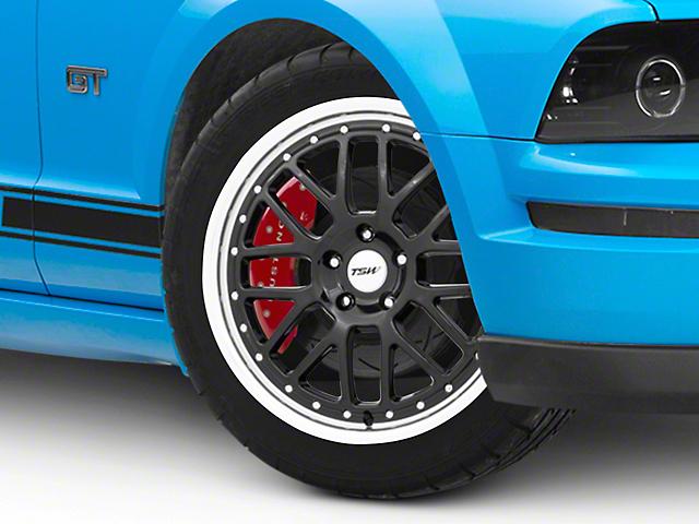 TSW Valencia Gloss Black Wheel - 19x8 (05-14 All)