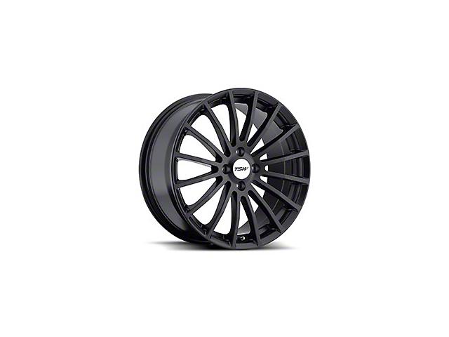 TSW Mallory Matte Black Wheel - 19x8 (05-14 All)