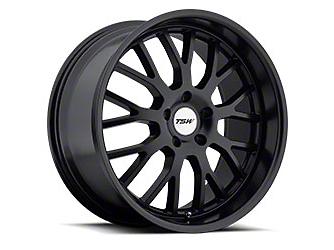 TSW Tremblant Matte Black Wheel - 19x8 (15-19 EcoBoost, V6)