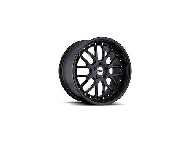 TSW Valencia Matte Black Wheel - 19x8 (05-14 All)