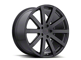 TSW Brooklands Matte Black Wheel - 19x8 (05-14 All)