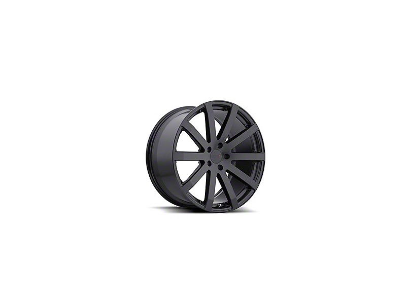TSW Brooklands Matte Black Wheel - 19x8 (15-18 All)