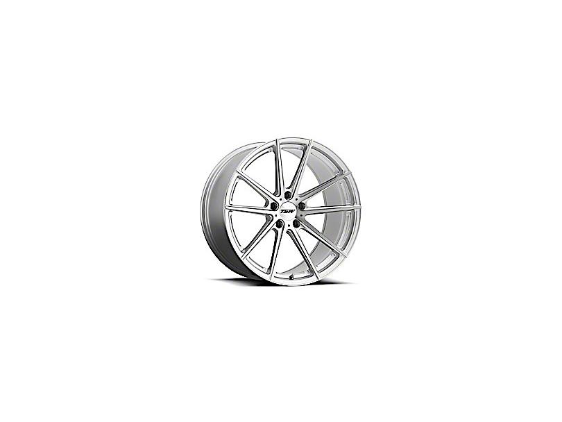 TSW Bathurst Silver Wheel - 19x8 (15-19 All)