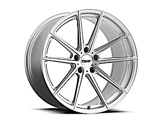 TSW Bathurst Silver Wheel - 19x8 (15-18 All)