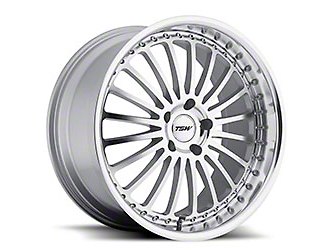 TSW Silverstone Silver Wheel - 19x8 (05-14 All)