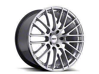 TSW Max Hyper Silver Wheel - 19x8.5 (15-18 EcoBoost, V6)