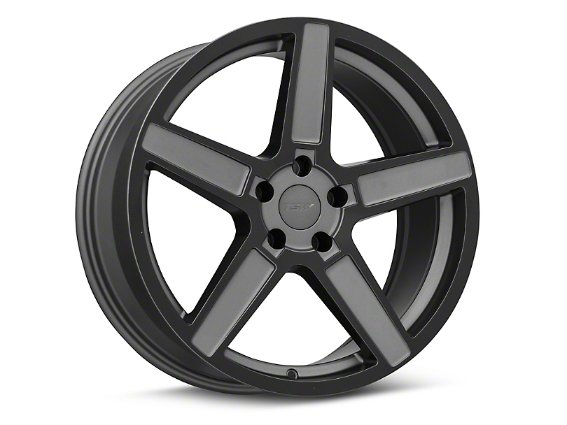 TSW Ascent Matte Gunmetal Wheel - 20x8.5 (05-09 All)
