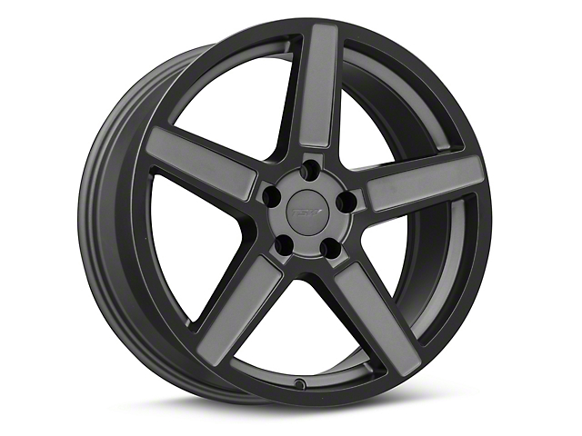 TSW Ascent Matte Gunmetal Wheel; 19x8.5 (05-09 GT, V6)