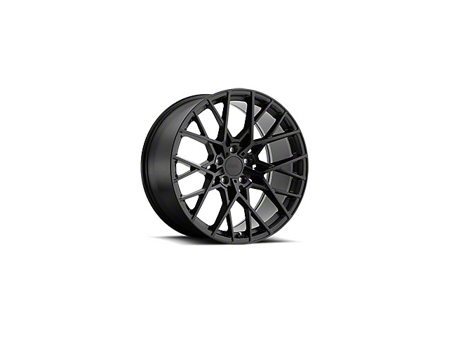 TSW Sebring Matte Black Wheel; Rear Only; 19x9.5 (15-20 GT, EcoBoost, V6)