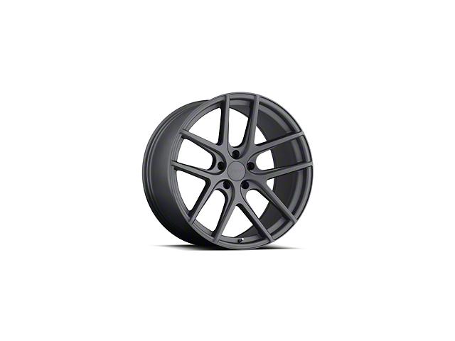 TSW Geneva Matte Gunmetal Wheel - 20x11 (05-14 All)