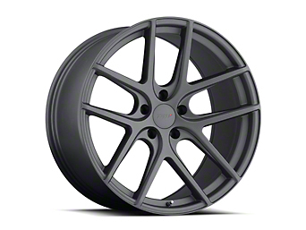 TSW Geneva Matte Gunmetal Wheel - 20x11 (05-14 All)