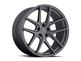 TSW Geneva Matte Gunmetal Wheel - 20x11 (15-19 All)
