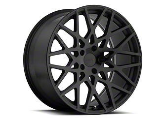 TSW Vale Double Black Wheel - 20x8.5 (15-18 EcoBoost, V6)