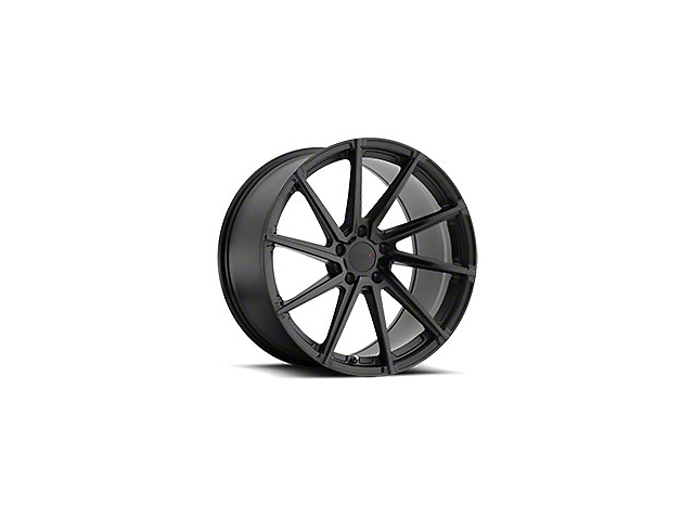 TSW Watkins Double Black Wheel - Passengers Side - 20x8.5 (15-19 EcoBoost, V6)