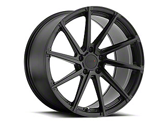 TSW Watkins Double Black Wheel - Driver Side - 20x8.5 (15-18 EcoBoost, V6)