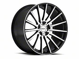 TSW Chicane Gloss Black Wheel - 20x8.5 (05-14 Standard GT, V6)