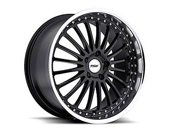 TSW Silverstone Gloss Black Wheel - 20x8.5 (15-19 EcoBoost, V6)